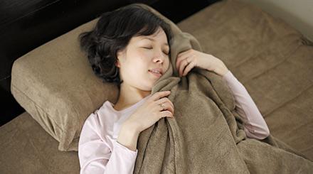 竹布 寝具で快眠
