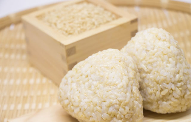健康によいと注目される玄米