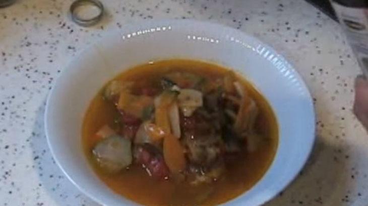 ウドズオイル お料理レシピ 「野菜のラタトゥイユ」