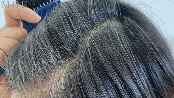 たった1回でこんなに染まる!髪萌カラーアップ(ヘアカラー)の塗り方